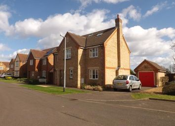 Thumbnail 6 bed detached house for sale in Pound Close, Upper Caldecote, Biggleswade, Bedfordshire