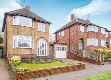 Thumbnail 3 bed detached house for sale in Headland Road, Leicester, Leicestershire