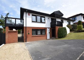 Thumbnail 5 bedroom detached house for sale in Little Halt, Portishead, Bristol