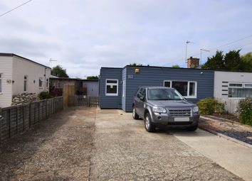 Thumbnail 2 bed bungalow for sale in Marine Avenue, Pevensey Bay