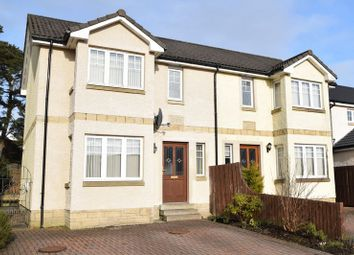 Thumbnail 2 bed semi-detached house to rent in South Park Grove, Biggar
