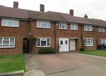 Thumbnail 3 bed terraced house for sale in Brow Crescent, Orpington
