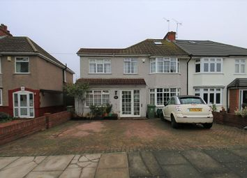 Thumbnail 4 bed semi-detached house for sale in Lyndhurst Road, Bexleyheath, London