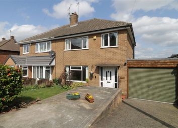 Thumbnail 3 bed semi-detached house for sale in Dale Avenue, Herringthorpe, Rotherham, South Yorkshire