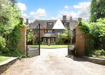 Thumbnail 6 bedroom detached house to rent in Camp End Road, St. Georges Hill, Weybridge