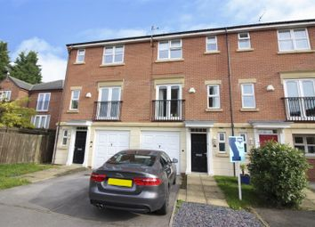 Thumbnail 3 bed terraced house for sale in Knights Close, Chellaston, Derby