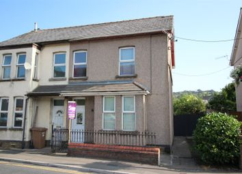 Thumbnail 3 bed semi-detached house for sale in Commercial Street, Pontymister, Risca