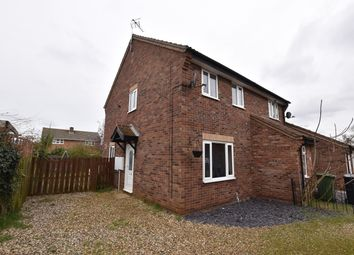 2 bed semi-detached house to rent in Blackthorn Close, Thetford, Norfolk IP24