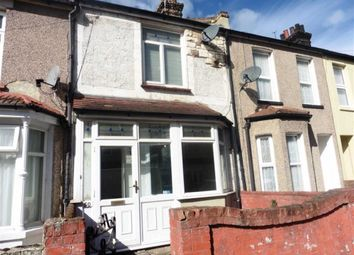 Thumbnail 2 bedroom terraced house to rent in Charlton Street, Grays