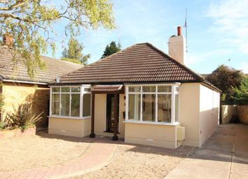 Thumbnail 2 bed detached bungalow for sale in Rectory Road, Little Thurrock, Grays