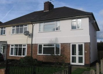 Thumbnail 3 bedroom semi-detached house to rent in Caulfield Road, Shoeburyness, Southend-On-Sea