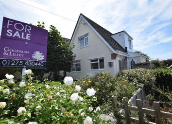 Thumbnail 3 bed detached house for sale in Kings Road, Portishead, Bristol
