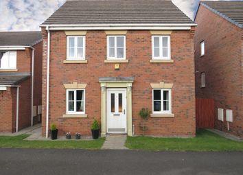 Thumbnail 4 bed detached house for sale in Naylor Road, Ellesmere Port