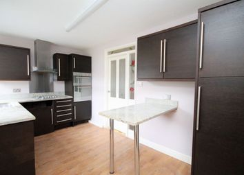 Thumbnail 3 bedroom terraced house to rent in Aveley Road, Romford