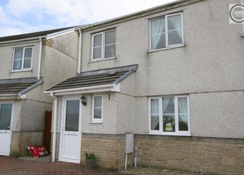 Thumbnail 3 bed semi-detached house for sale in Hillside Meadows, Foxhole
