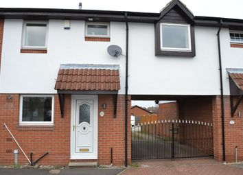 Thumbnail 2 bed terraced house to rent in 31 Grasby Court, Bramley