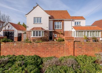 Thumbnail 5 bed detached house for sale in Belgrave Avenue, Hunstanton