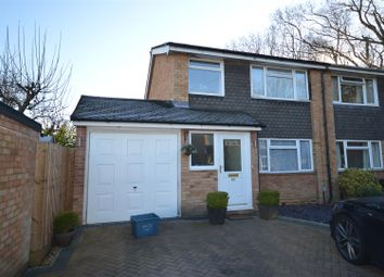 Thumbnail 3 bed semi-detached house to rent in Ringway Road, Park Street, St.Albans