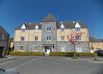 Thumbnail 1 bed flat to rent in Larcombe Road, Boscoppa, St. Austell
