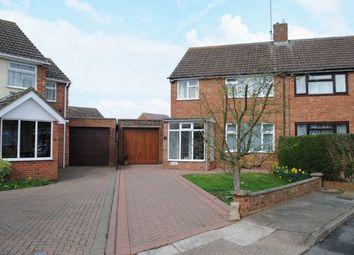 Thumbnail 3 bedroom semi-detached house for sale in Barnfield Close, Kingsthorpe, Northampton