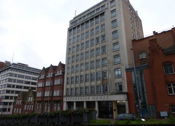 Thumbnail 1 bedroom flat for sale in Great Charles Street Queensway, Birmingham