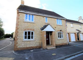 Thumbnail 4 bedroom end terrace house for sale in Mayfly Road, Oakhurst, Swindon