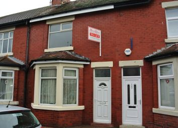 2 bed terraced house to rent in Addison Road, Fleetwood FY7