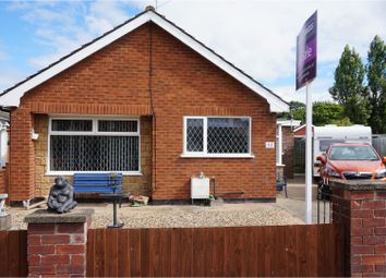 Thumbnail 3 bed detached bungalow for sale in Albany Close, Skegness