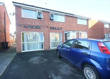 Thumbnail 3 bed semi-detached house for sale in Longley Close, Fulwood, Preston