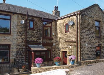 Thumbnail 3 bed terraced house to rent in Woodside, Newhey, Rochdale