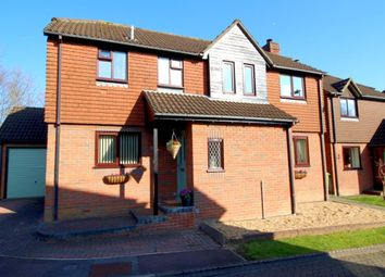 Thumbnail 4 bed detached house for sale in Steeple Way, Fareham