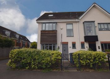 Thumbnail 3 bed town house for sale in Owthorpe Road, Cotgrave, Nottingham