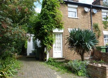Thumbnail 2 bed end terrace house for sale in Church Road, Leatherhead