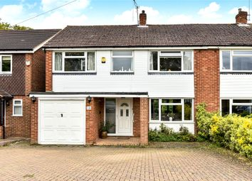 Thumbnail 4 bed semi-detached house for sale in Westmead, Maidenhead, Berkshire