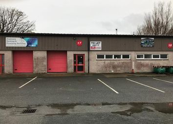 Thumbnail Light industrial to let in Unit 17, Gaerwen Industrial Estate, Gaerwen, Anglesey