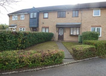 Thumbnail 3 bedroom terraced house to rent in Gisburn Close, Heelands, Milton Keynes