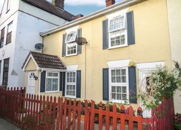 Thumbnail 3 bedroom end terrace house for sale in Eden Place, Northgate Street, Great Yarmouth