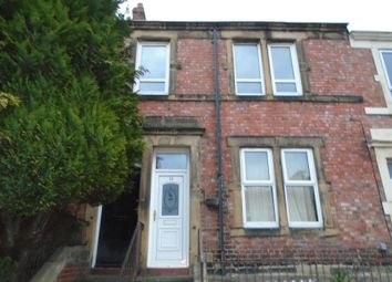 Thumbnail 3 bed flat for sale in Brinkburn Avenue, Gateshead