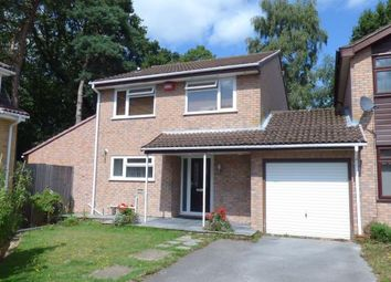 Thumbnail 4 bedroom link-detached house for sale in West Canford Heath, Poole, Dorset
