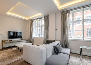 Thumbnail 2 bed flat to rent in Carrington House, London