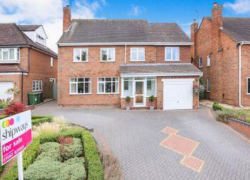 Thumbnail 4 bedroom detached house for sale in Birmingham Road, Hurcott, Kidderminster