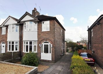 Thumbnail 3 bed semi-detached house to rent in Wolstanton Road, Chesterton, Newcastle-Under-Lyme
