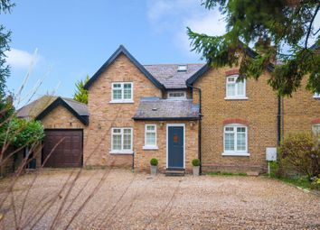 Thumbnail 4 bed semi-detached house for sale in Field End Road, Eastcote, Pinner