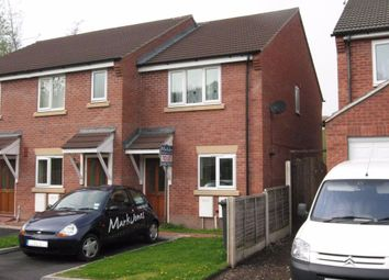 Thumbnail 2 bed property to rent in Frank Freeman Court, Kidderminster, Worcestershire