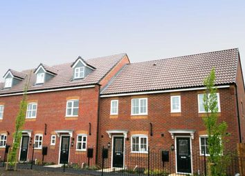Thumbnail 2 bedroom terraced house to rent in Castilla Place, Horninglow, Burton-On-Trent, Staffordshire