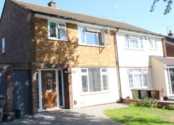 Thumbnail 3 bed semi-detached house to rent in Flinders Close, St. Albans