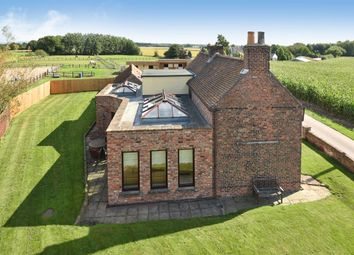 Thumbnail 4 bedroom detached house for sale in Seaton Ross, York