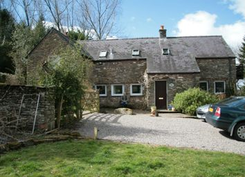 Thumbnail 4 bed detached house for sale in Ffawyddog, Crickhowell, Powys
