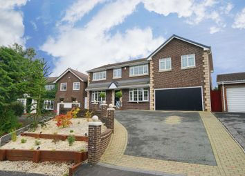 Thumbnail 5 bed detached house for sale in Ridgmont Close, Horwich, Bolton