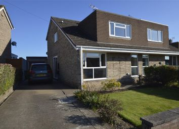 Thumbnail 3 bed semi-detached house for sale in St. Annes Drive, Coalpit Heath, Bristol